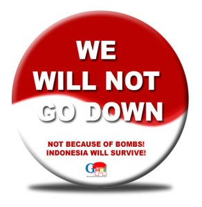we will not go down